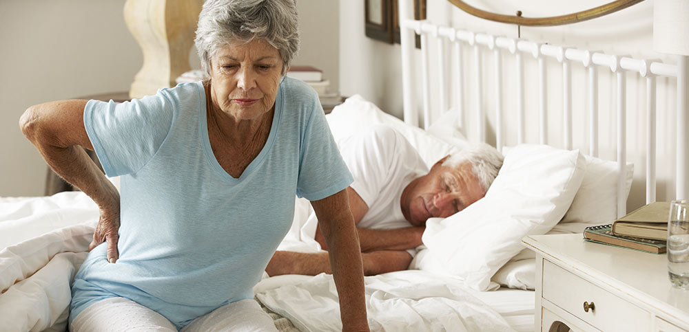 connection of poor sleep and alzheimers